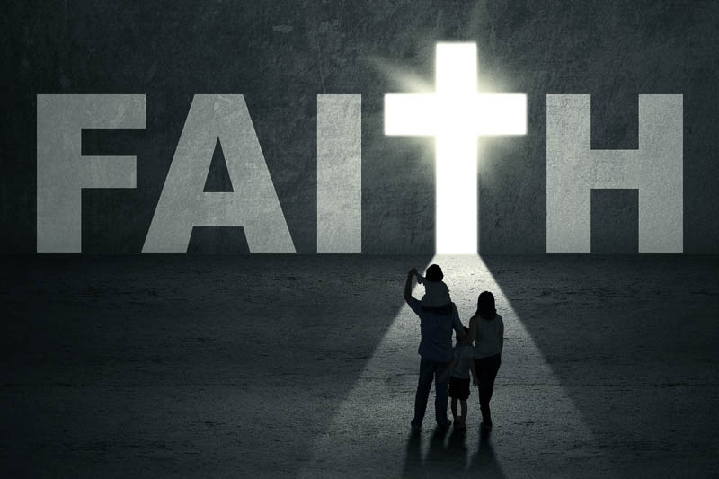 From Fear to Unfailing Faith
