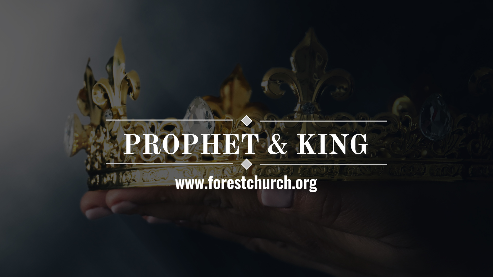 Prophet and King
