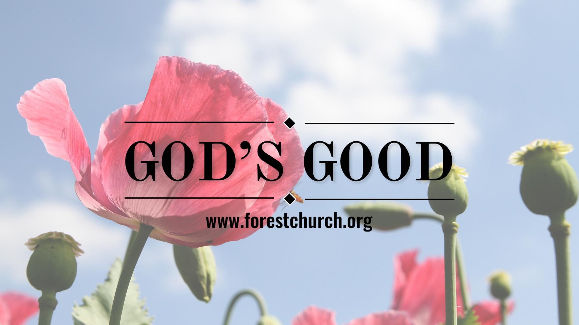 God's Good
