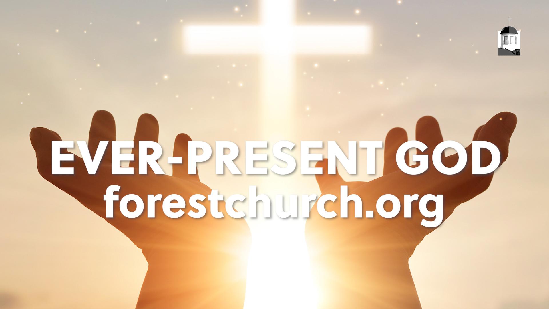 Ever-Present God